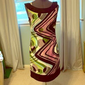 Connected Apparel- size 6 dress